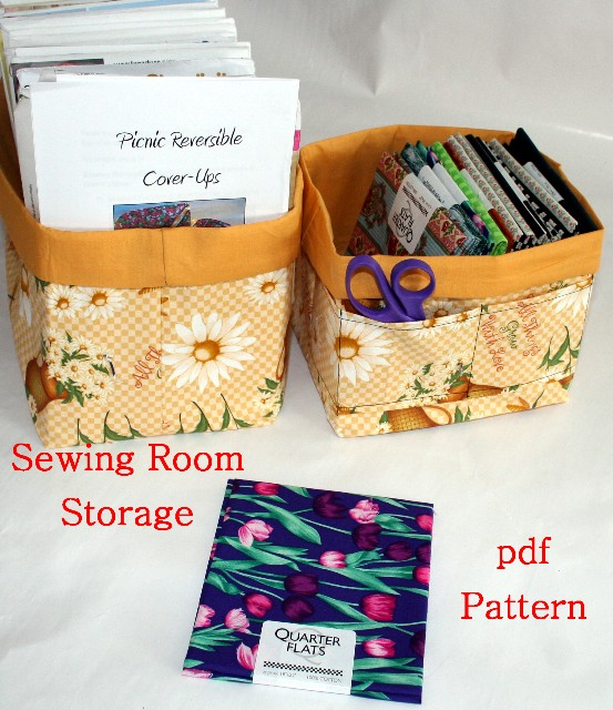 Sewing Room pdf Pattern