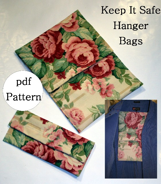 Keep It Safe Hanger Bags