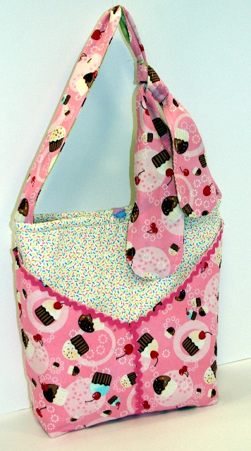 Reversible Summer Tote 1
