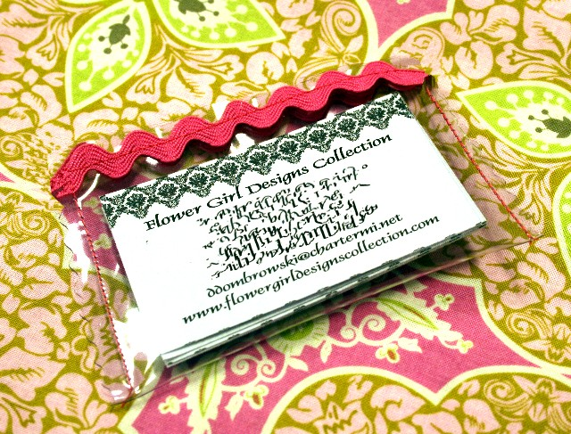 Business Card Pouch