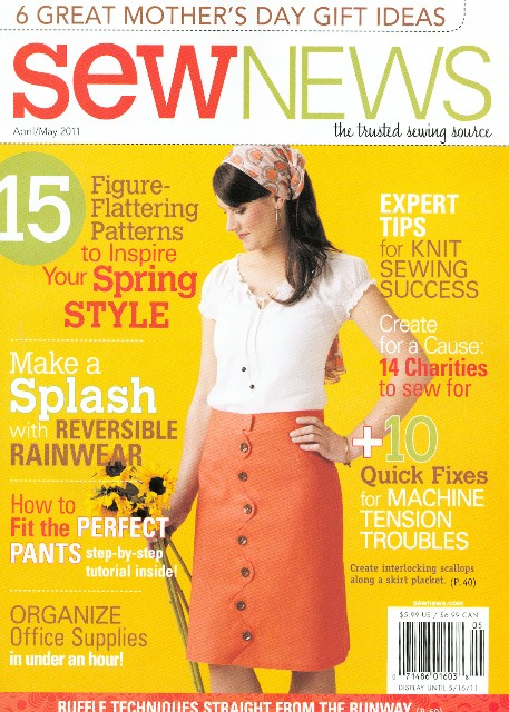 Sew News 1 Quick e-mail view