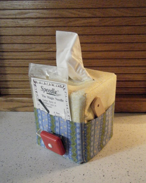 Tissue Caddy