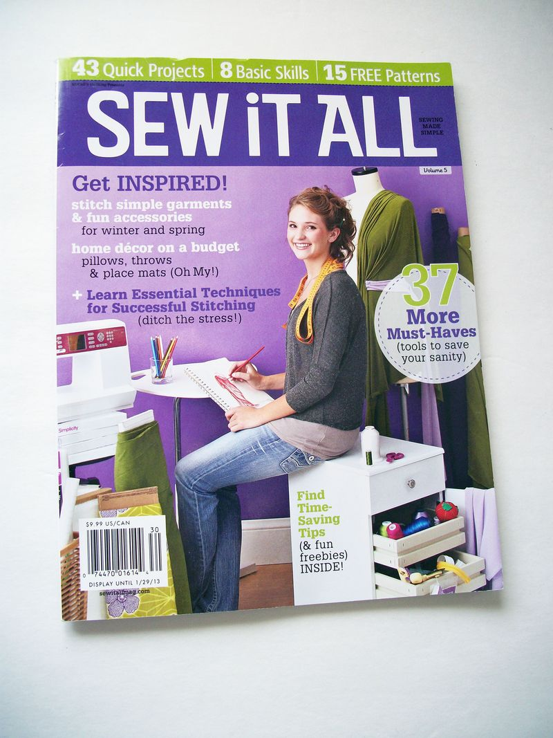 Sew It All Magazine